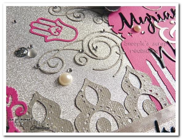 livre d'or Myriam & Walid - Snoopie's scrap (4)