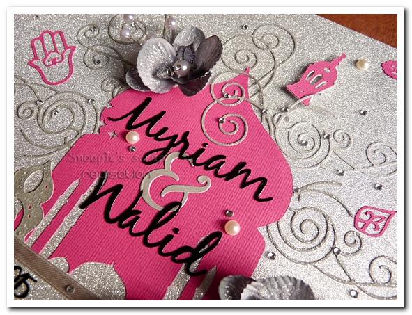 livre d'or Myriam & Walid - Snoopie's scrap (5)