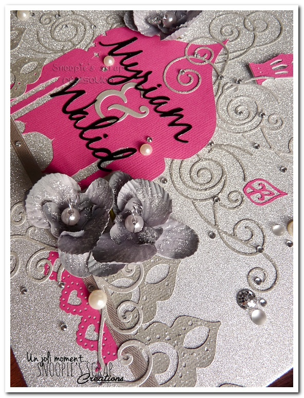 livre d'or Myriam & Walid - Snoopie's scrap (8)