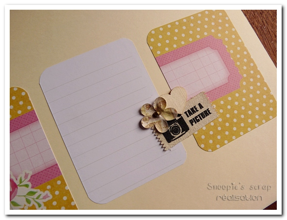 livre d'or Rachel & Arnaud - Snoopie's scrap creation (51)