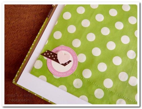 livre naissance victoire - vert, rose et marron - fôret enchantée (13)