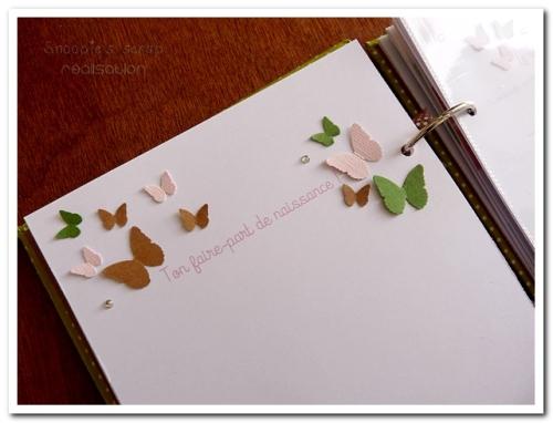 livre naissance victoire - vert, rose et marron - fôret enchantée (18)