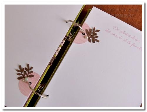 livre naissance victoire - vert, rose et marron - fôret enchantée (23)