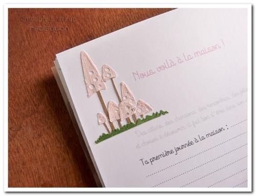 livre naissance victoire - vert, rose et marron - fôret enchantée (28)