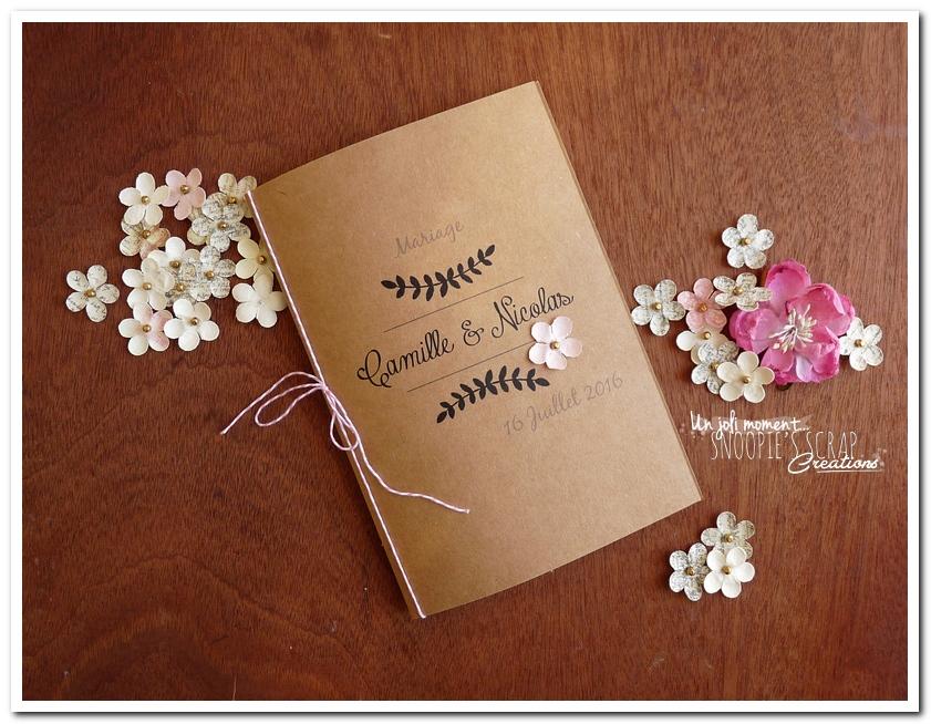 Livrets de messe camille nicolas for Livret des fleurs
