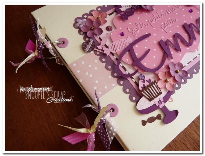livre d'or Baptême E - snoopiescrap creations (2)
