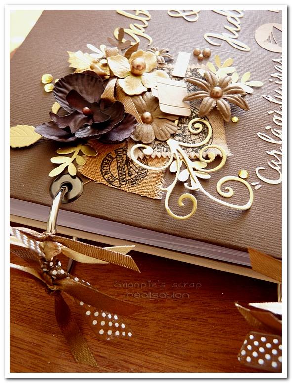 livre d'or Gabriella & Jude - 05.09.2015 - marron & or - voyage (5)