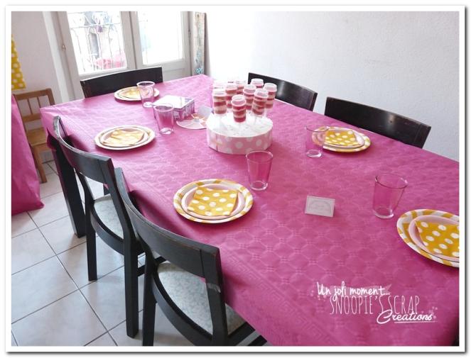 sweet table événement mariage bapteme communion - snoopiescrap (13)