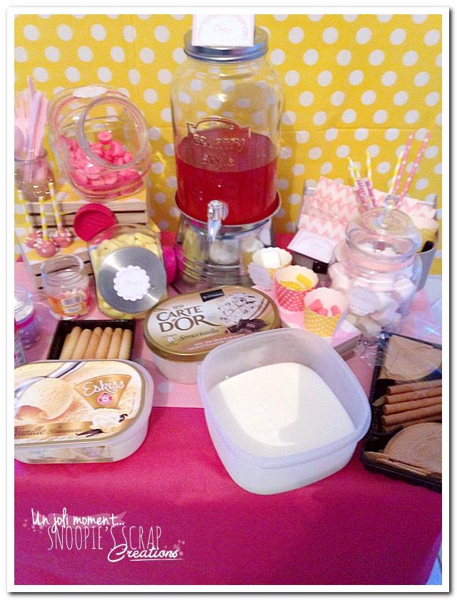 sweet table événement mariage bapteme communion - snoopiescrap (16)