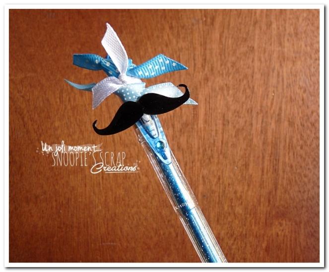 snoopiescrap - stylo decoré (2)