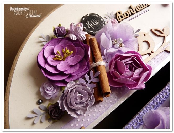Urne tirelire mariage J & A - snoopiescrap creations (10)