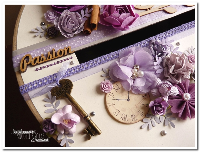 Urne tirelire mariage J & A - snoopiescrap creations (13)