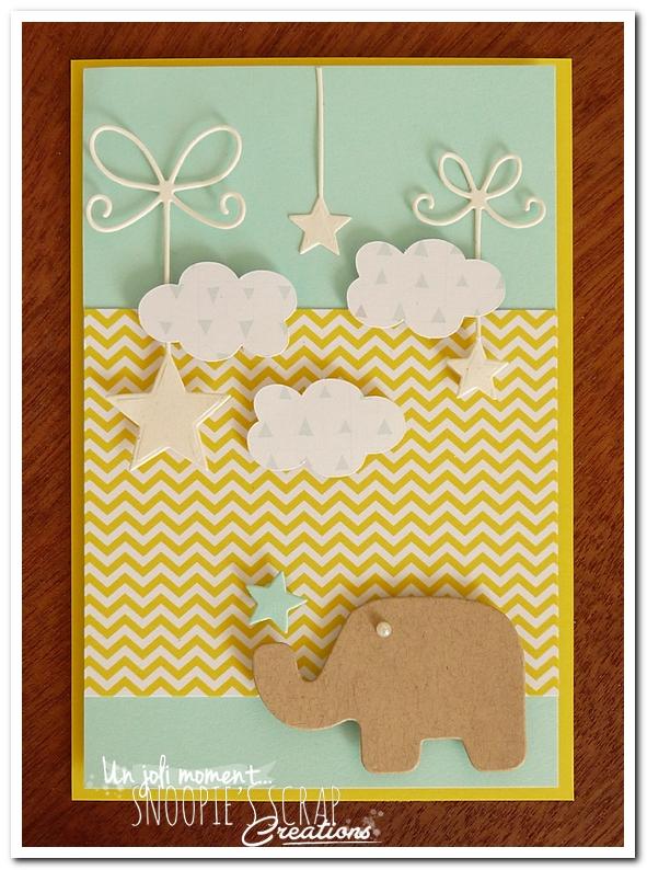 unjolimoment.com - carte naissance elephant nuage